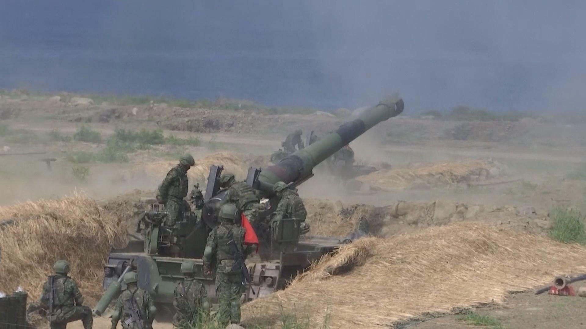 美國再批准三項對台出售軍備案 總值逾18億美元