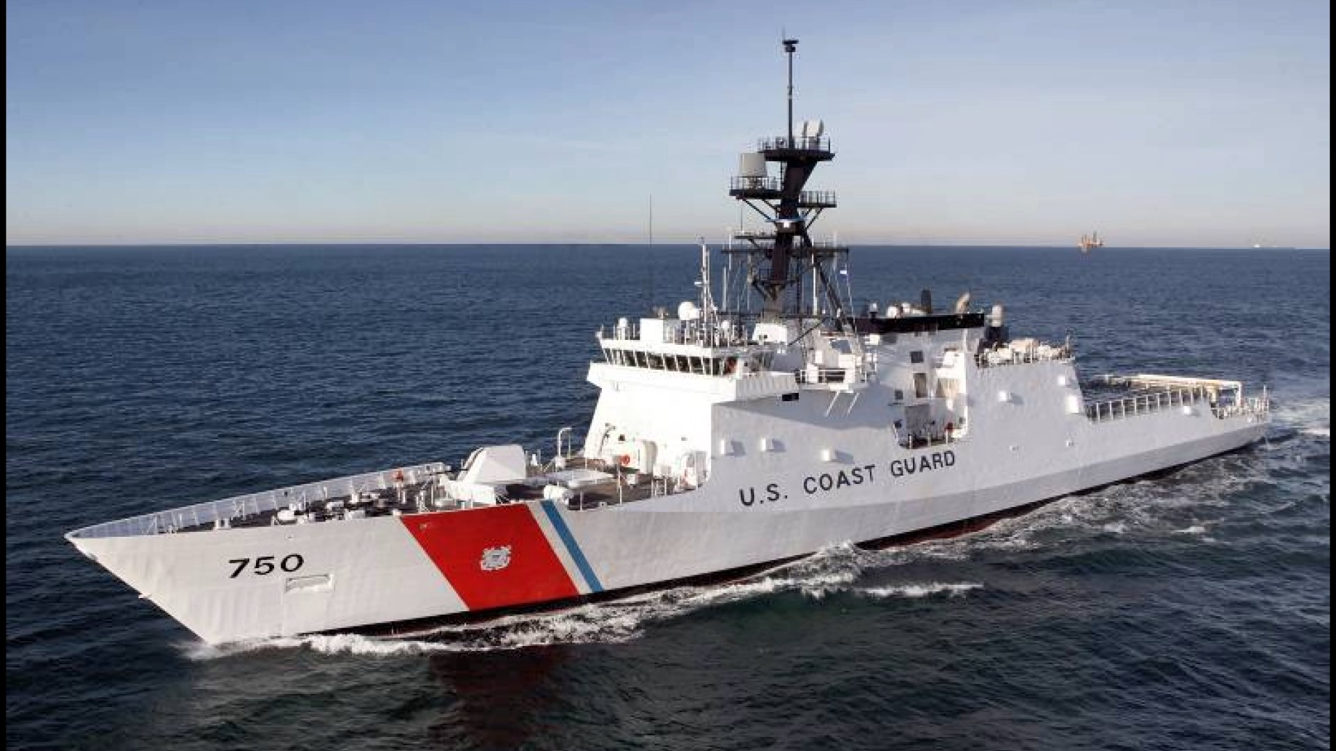 美軍再派艦艇穿越台灣海峽 月內第二次