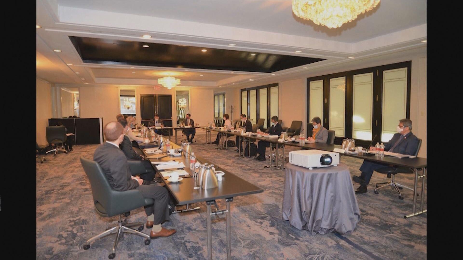 台美經濟對話確認半導體戰略合作為優先項目