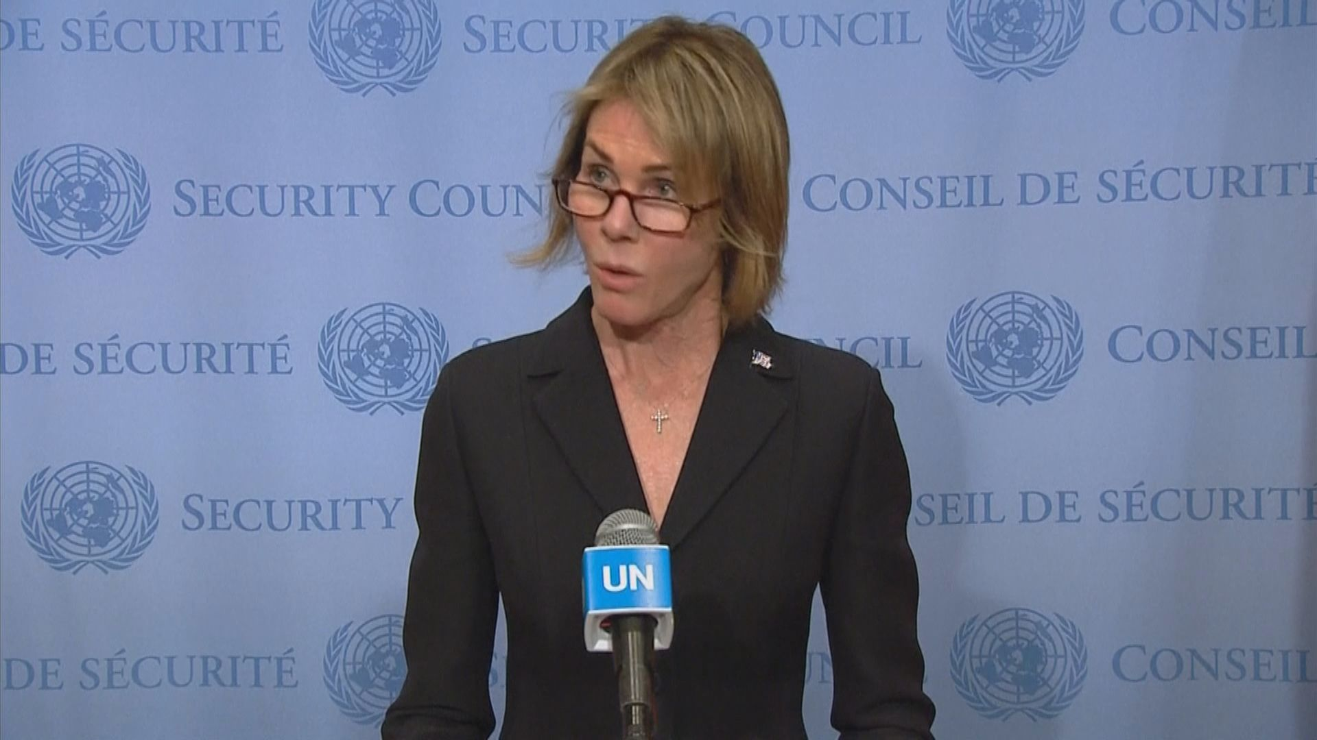 美國常駐聯合國代表克拉夫特取消訪台