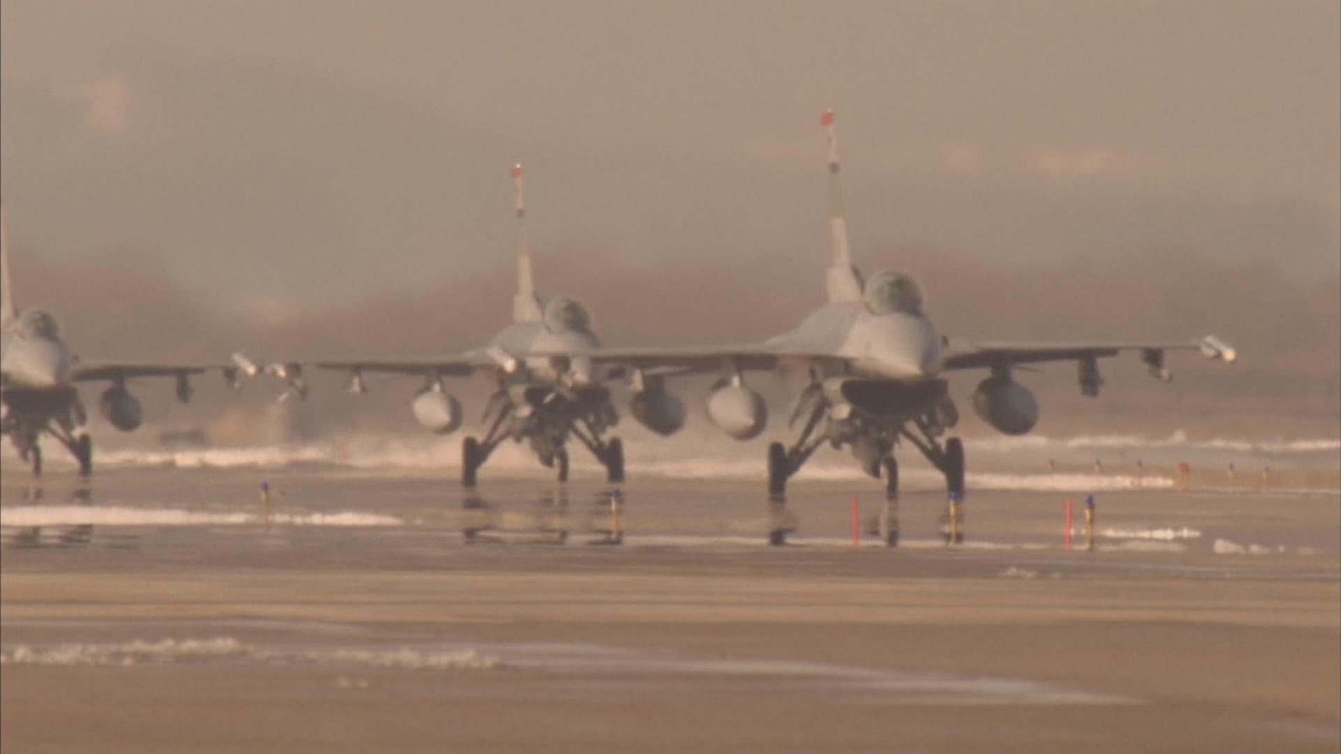 據報台灣和美國簽署協議 落實購買F-16戰機