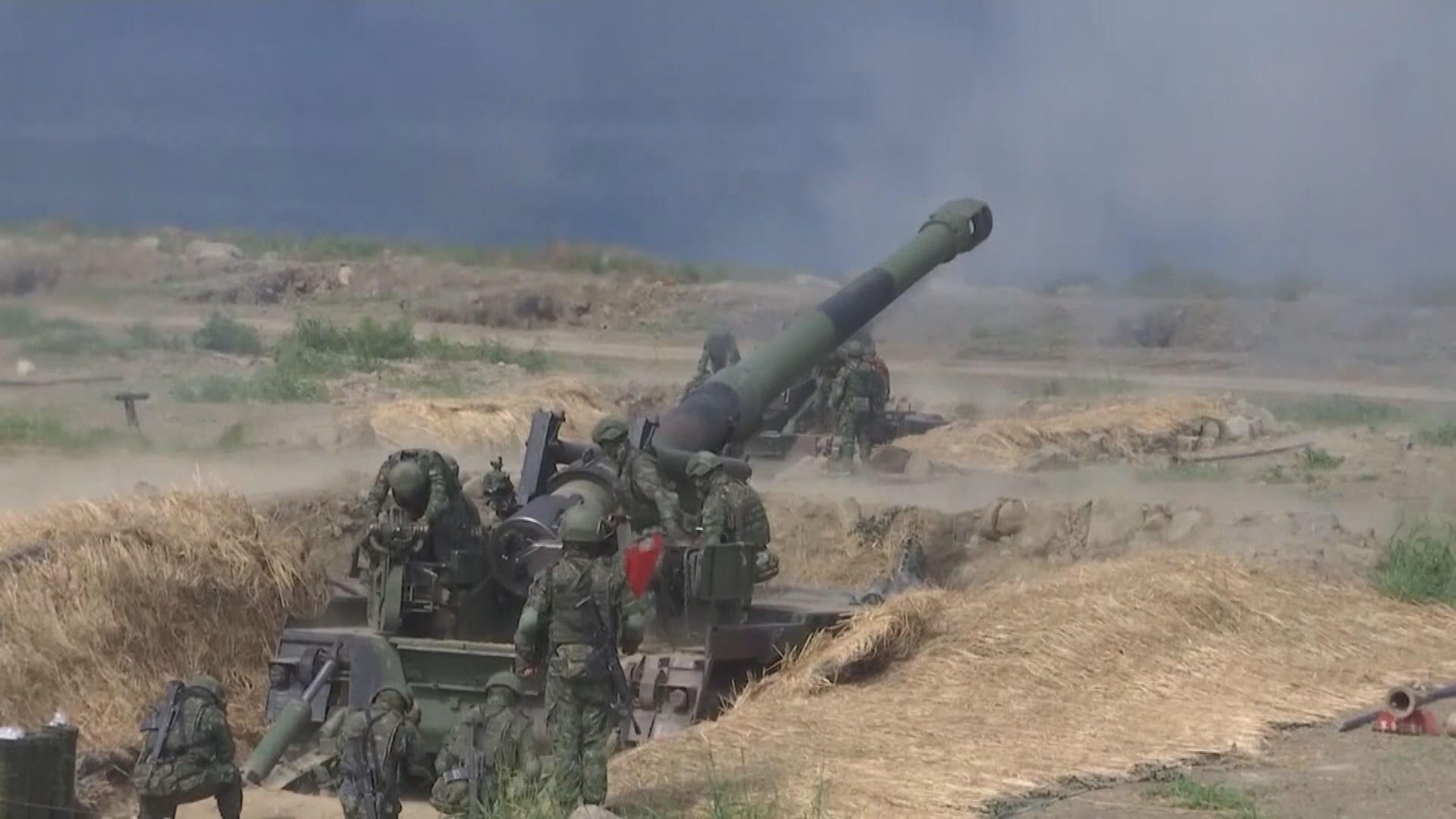 據報美國計劃對台出售七項主要軍備