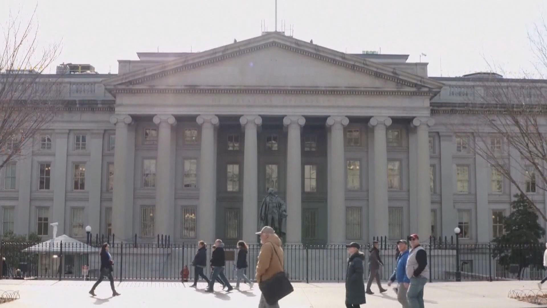 美國制裁七烏克蘭人及四實體 指他們企圖干預大選