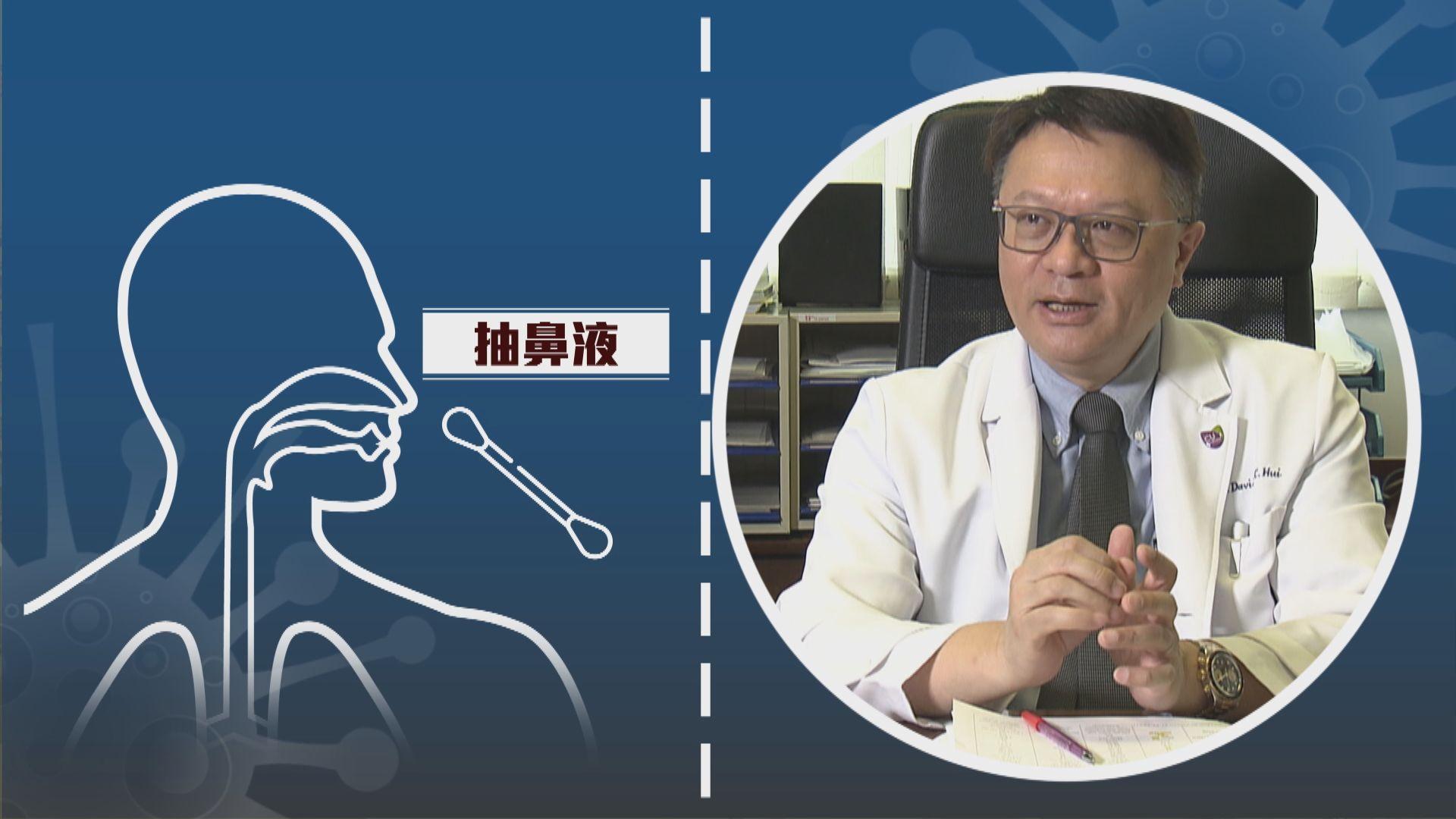 【抗疫一分鐘】新型肺炎檢測方法