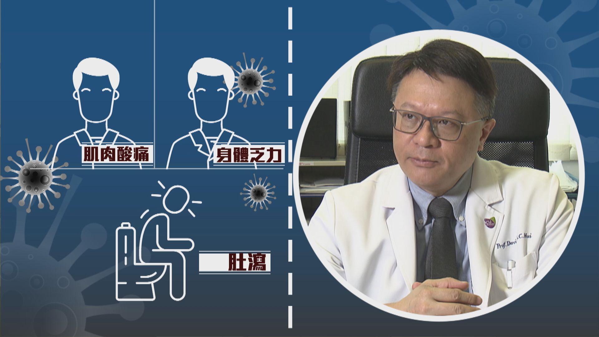 【抗疫一分鐘】新型肺炎病徵你要知