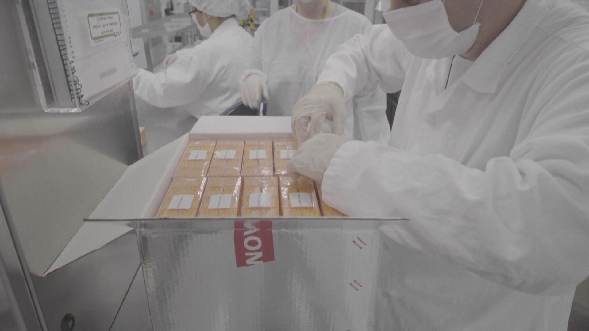 巴西指科興出口疫苗原材料清關延誤 疫苗即將用完