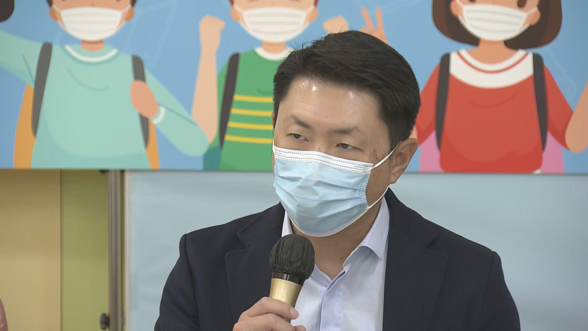 孔繁毅:研究顯示兒童接種復必泰對變種病毒保護力很好