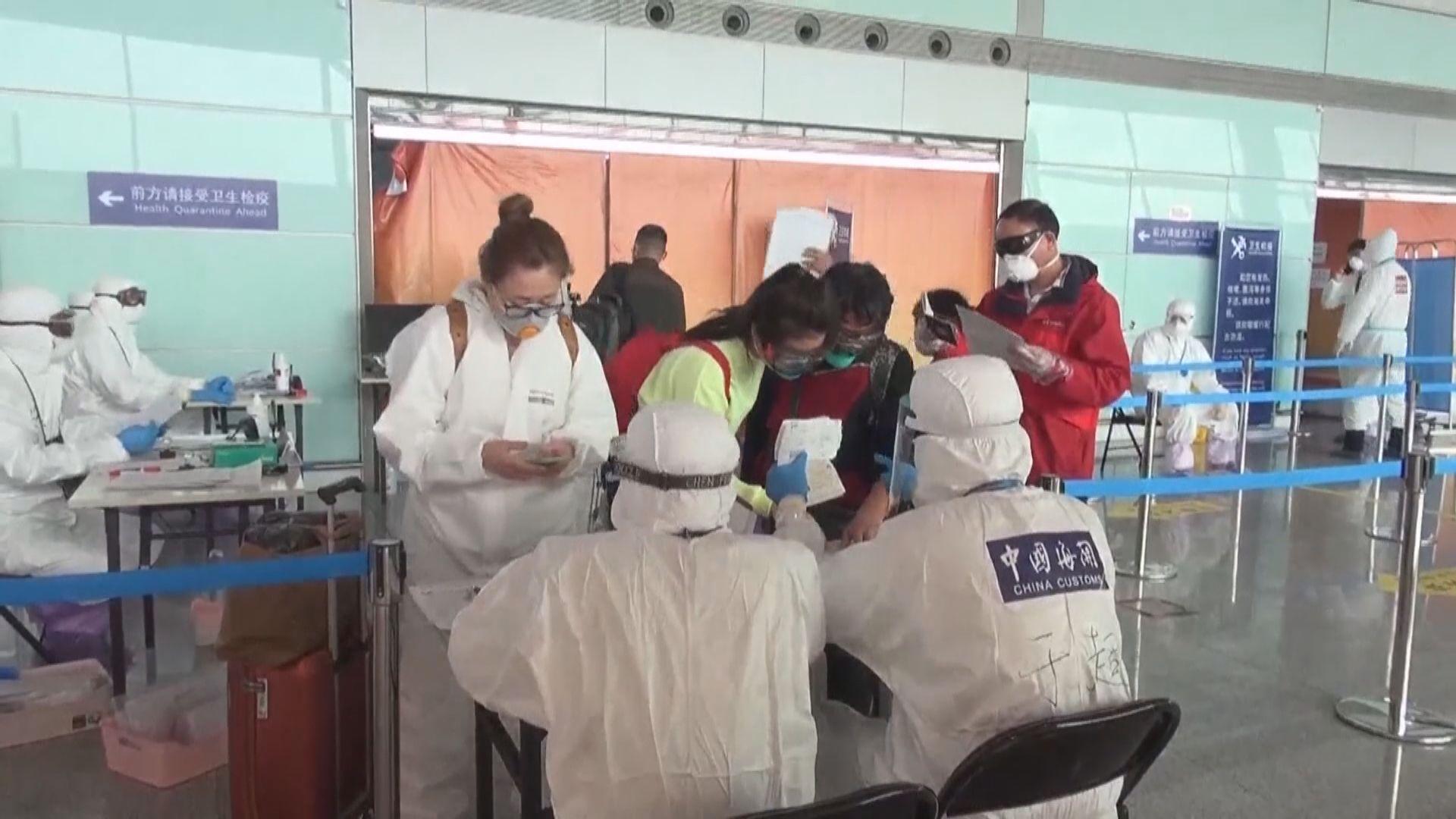 外交部駐港公署:已接種國產疫苗可享簽證便利