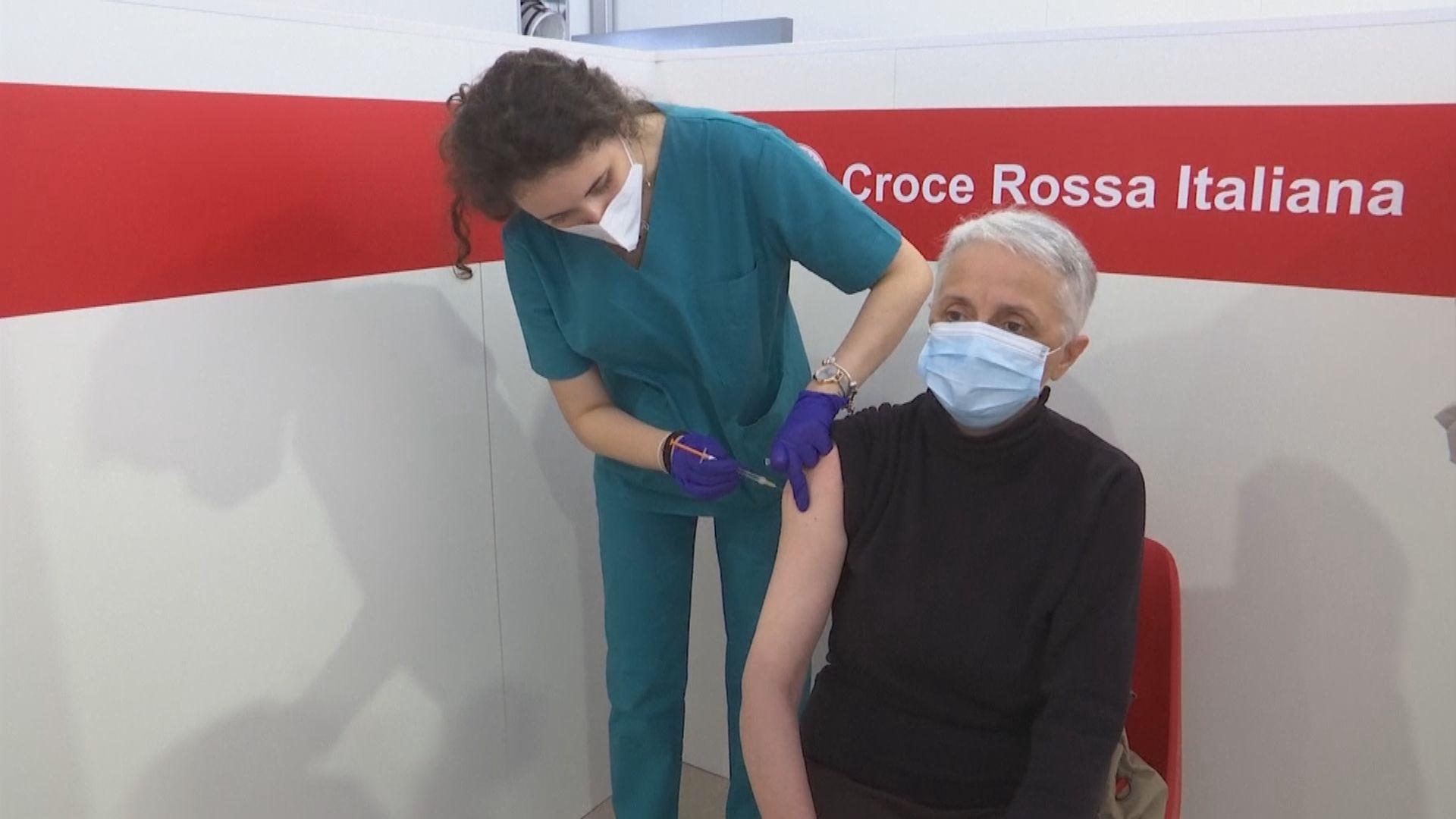歐洲藥物管理局:接種兩劑疫苗有效對抗Delta