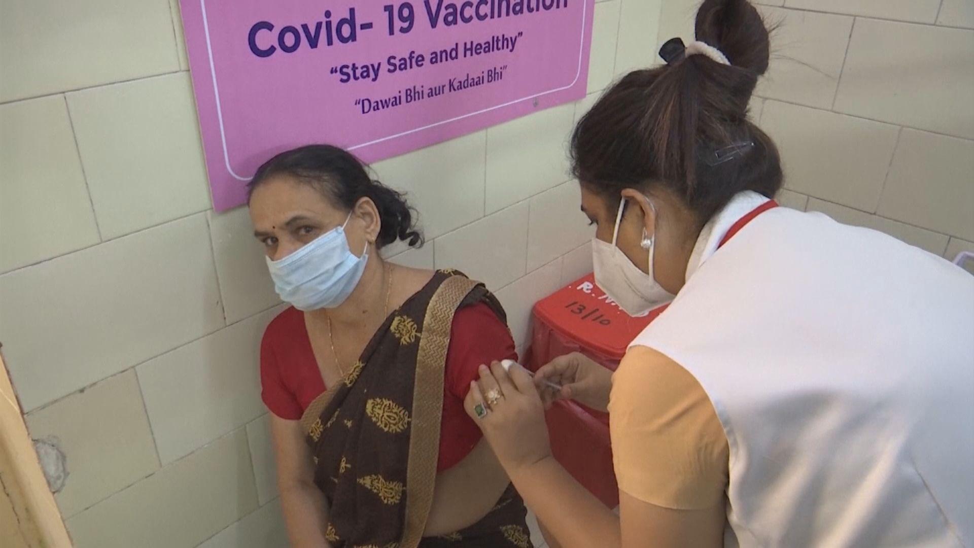 印度疫情嚴峻國內疫苗供不應求 影響為世衛供應疫苗