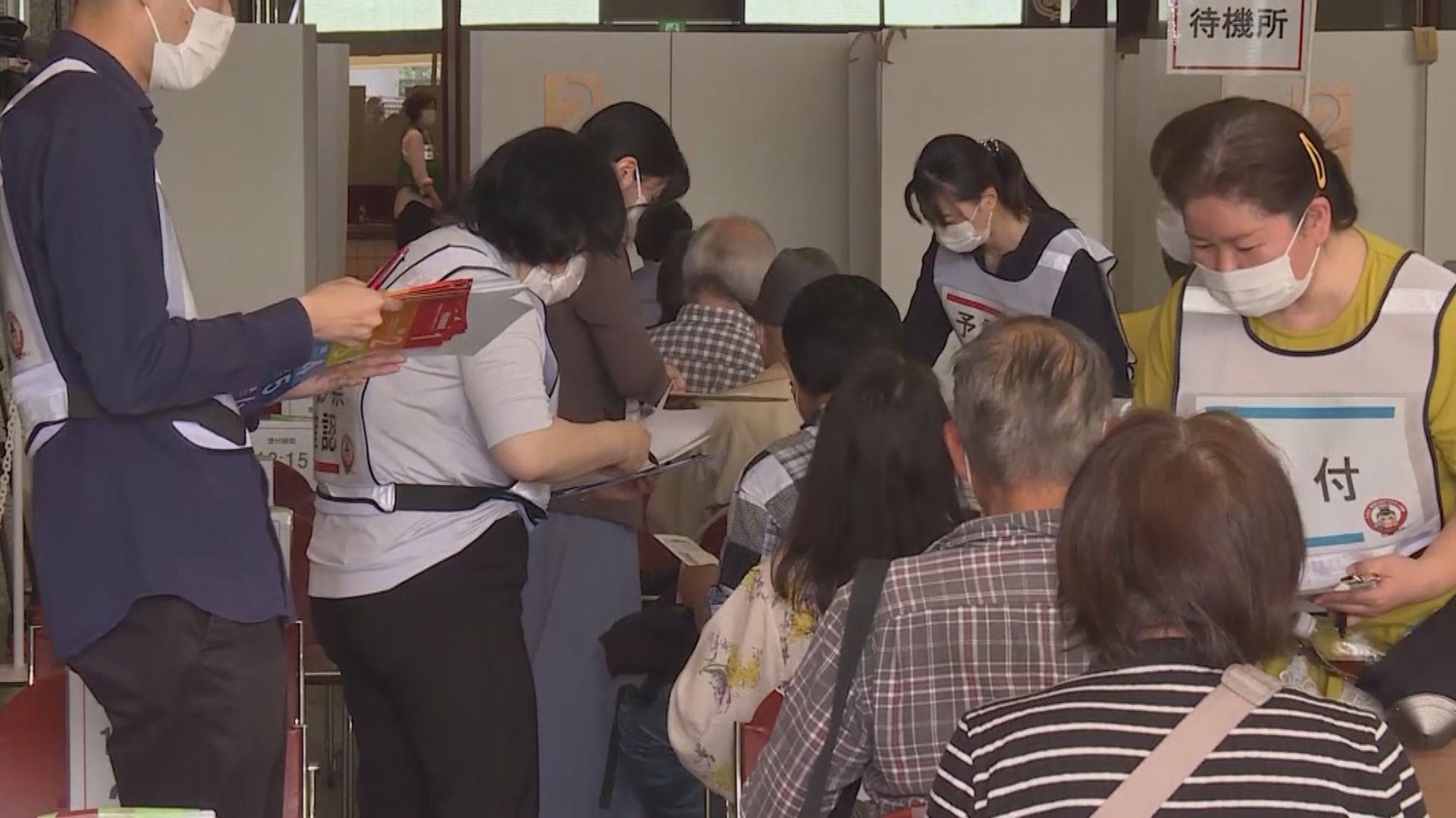 新冠疫苗供不應求 日本暫停受理職場接種申請