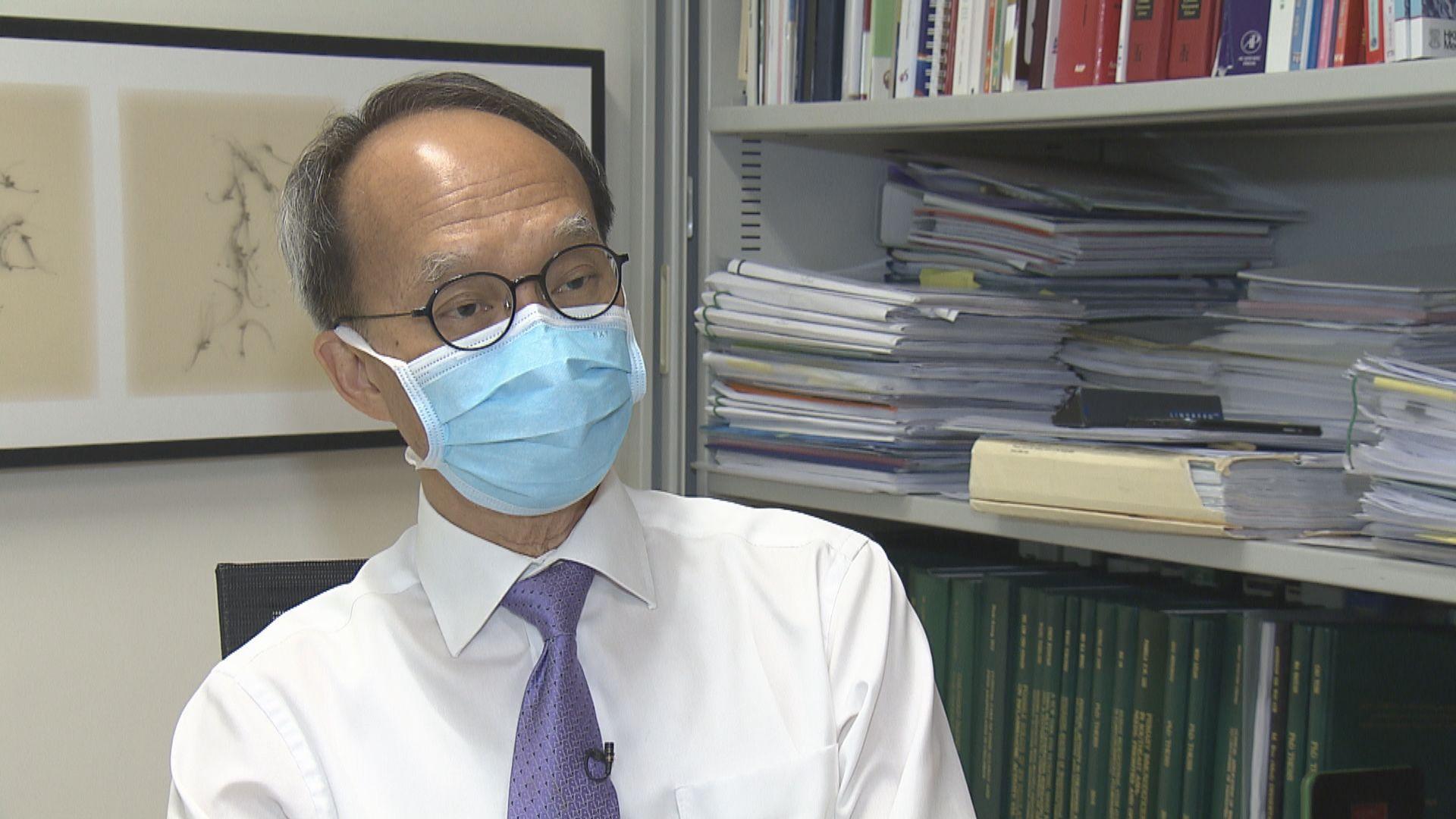 科委會主席建議學校為學童提供新冠疫苗假期
