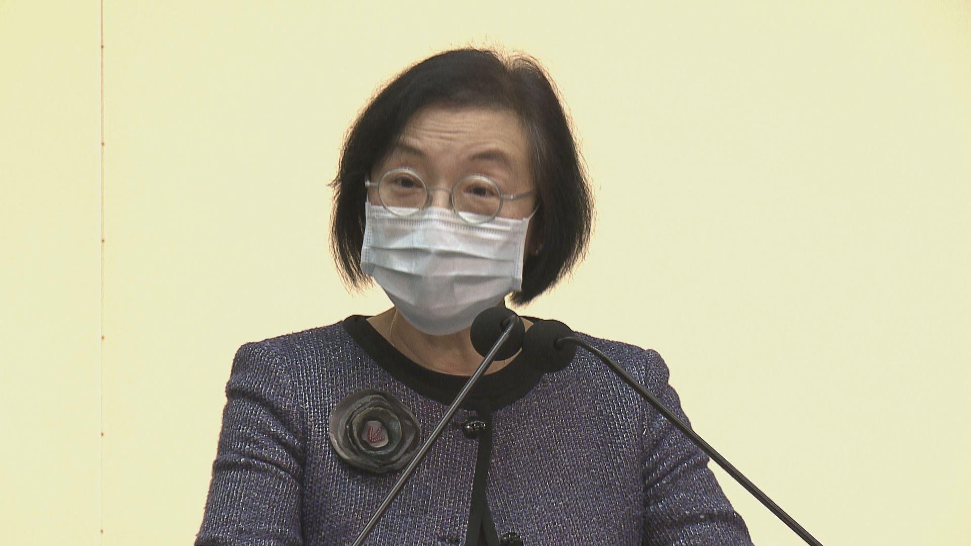 政府將檢視完成接種員工 研究放寬定期檢測要求