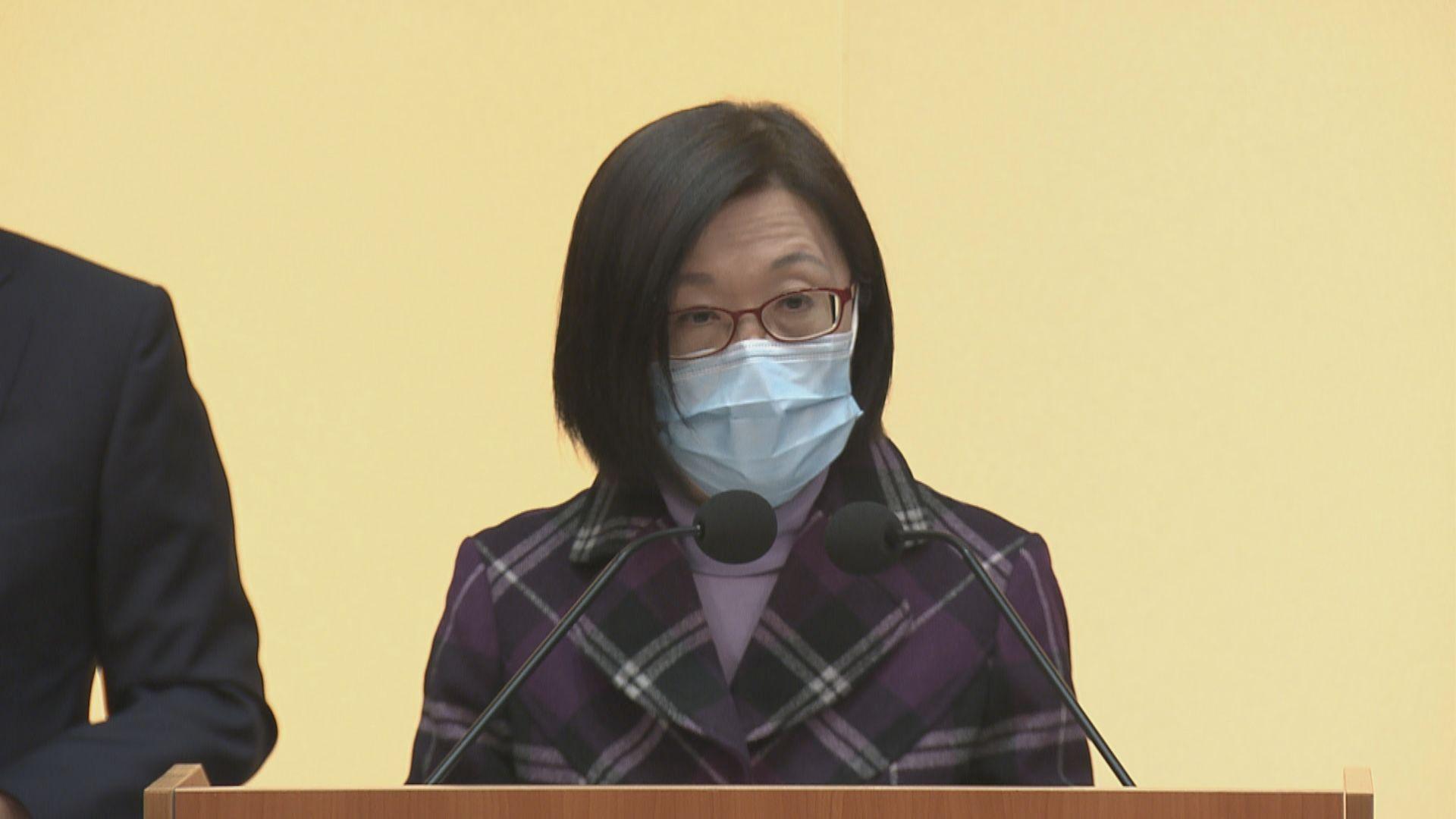 衞生署:本港已接種復必泰疫苗全屬被指有瑕疵批次