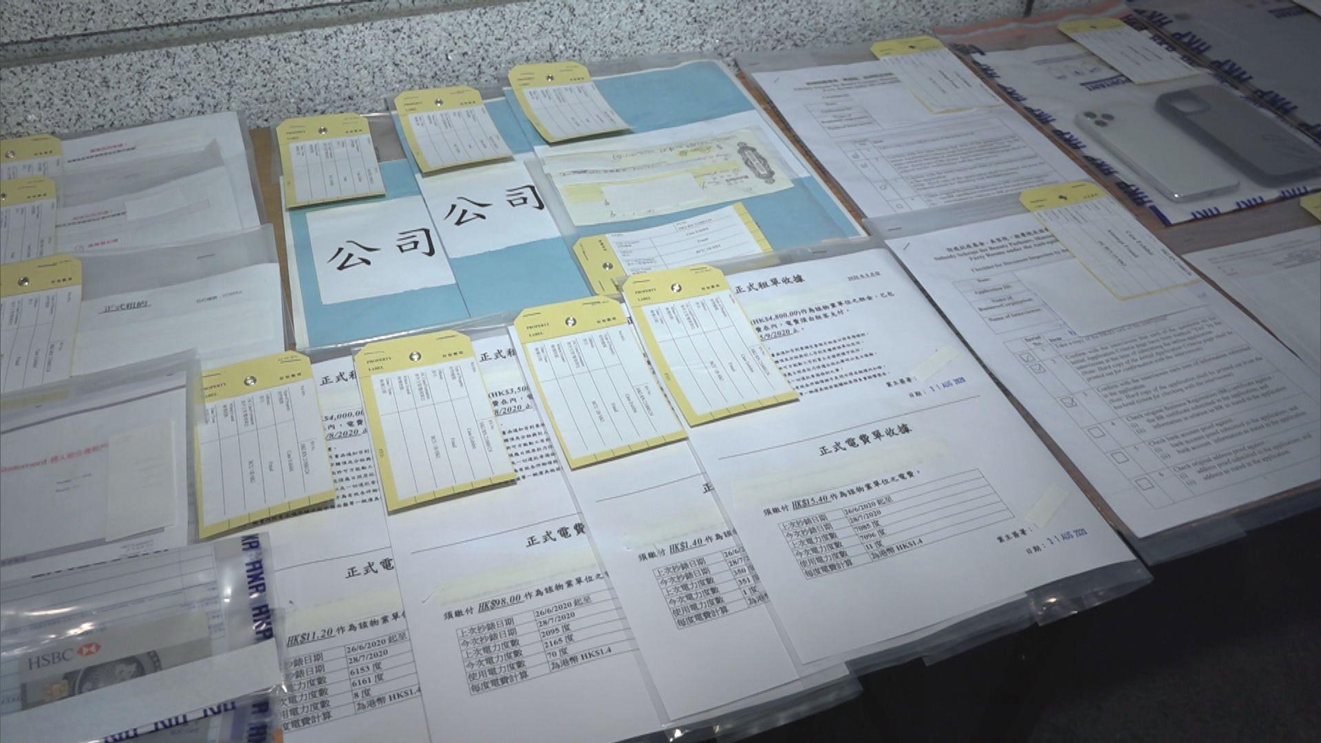 警方拘捕13人涉嫌詐騙防疫抗疫基金