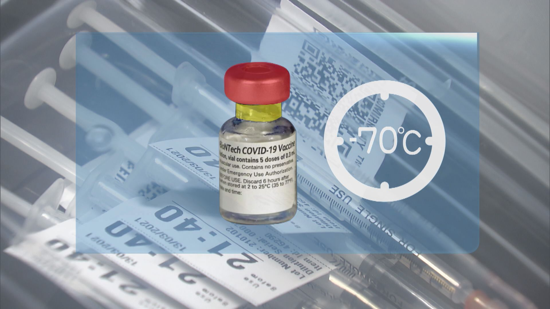 下周恢復接種復必泰疫苗 藥廠強調無品質安全問題