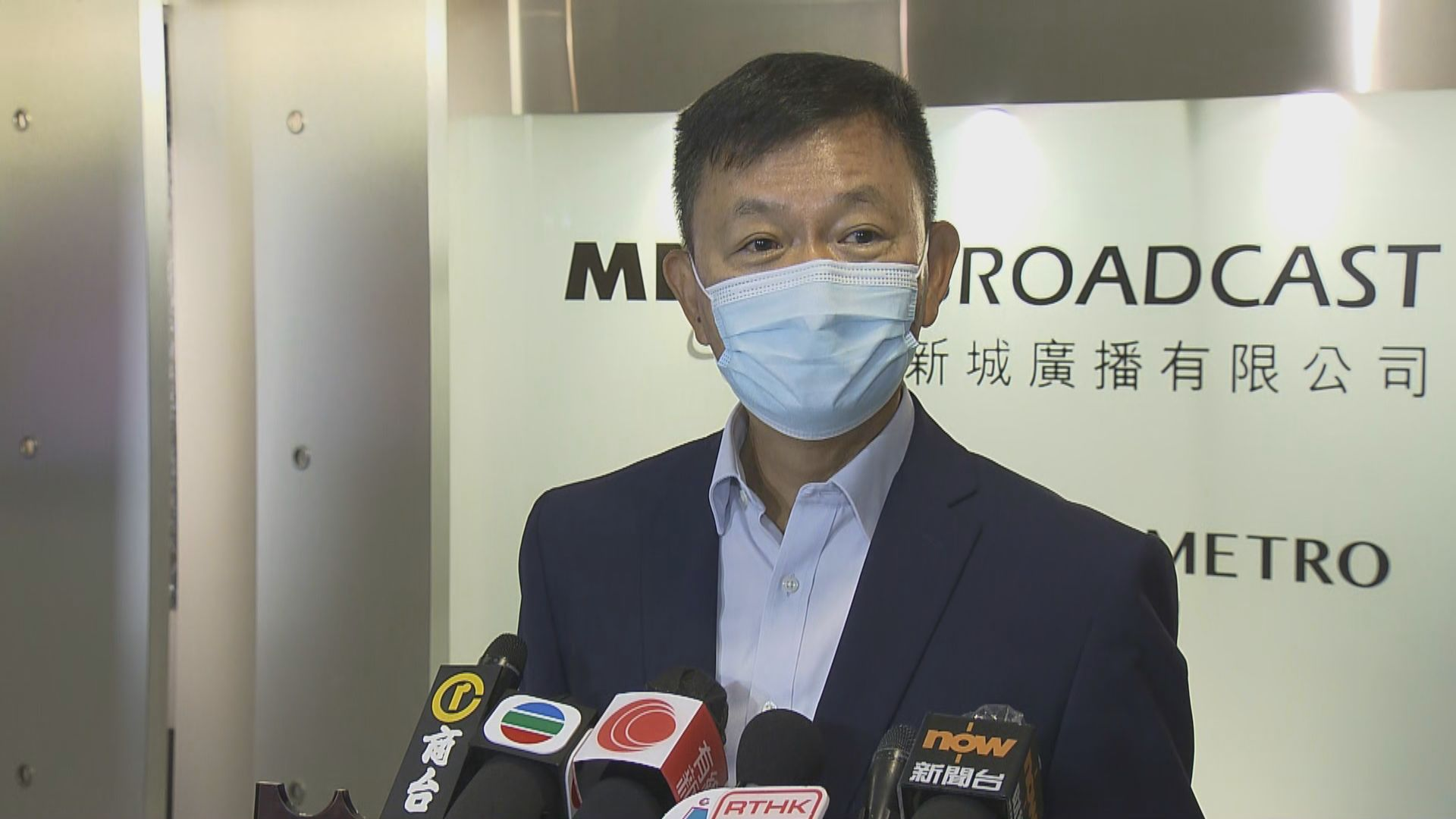 梁栢賢:政府可考慮以外展形式到校為學生接種新冠疫苗