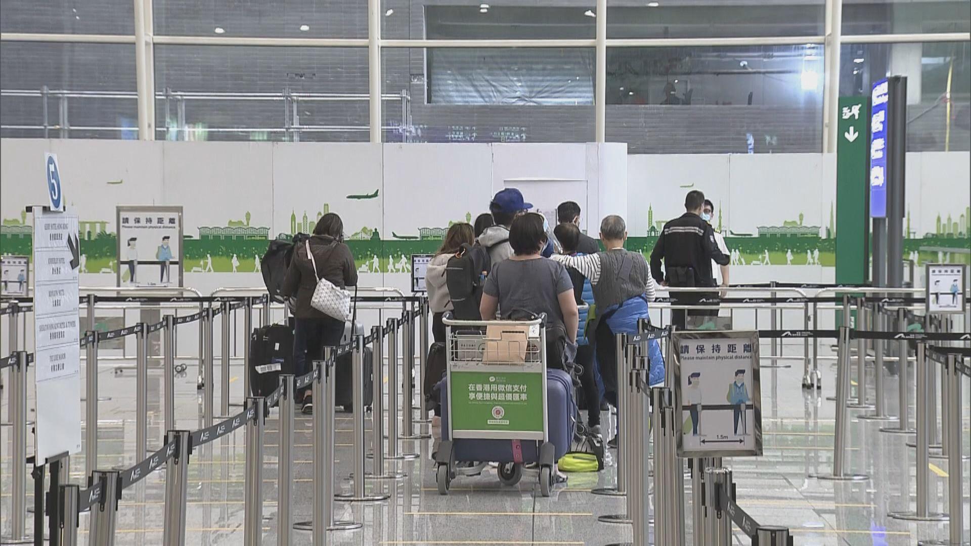 機管局抽獎送6萬張機票予已接種疫苗市民及員工