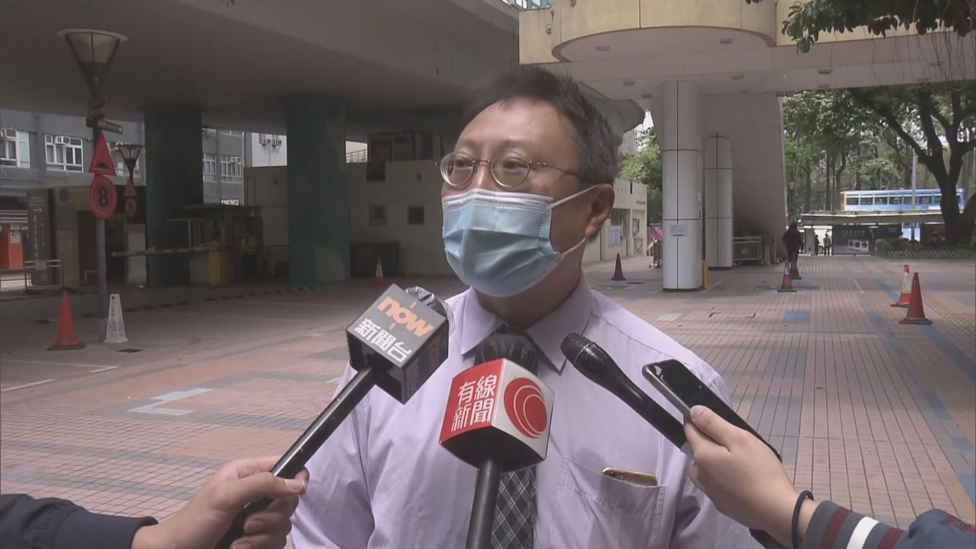曾浩輝:若調查復必泰疫苗時間太長或有後備方案
