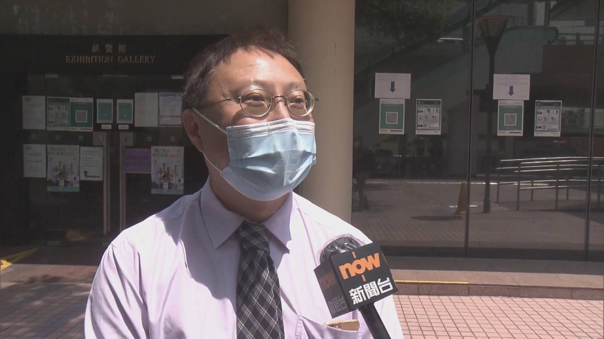 曾浩輝:目前最優先是做好復必泰疫苗調查