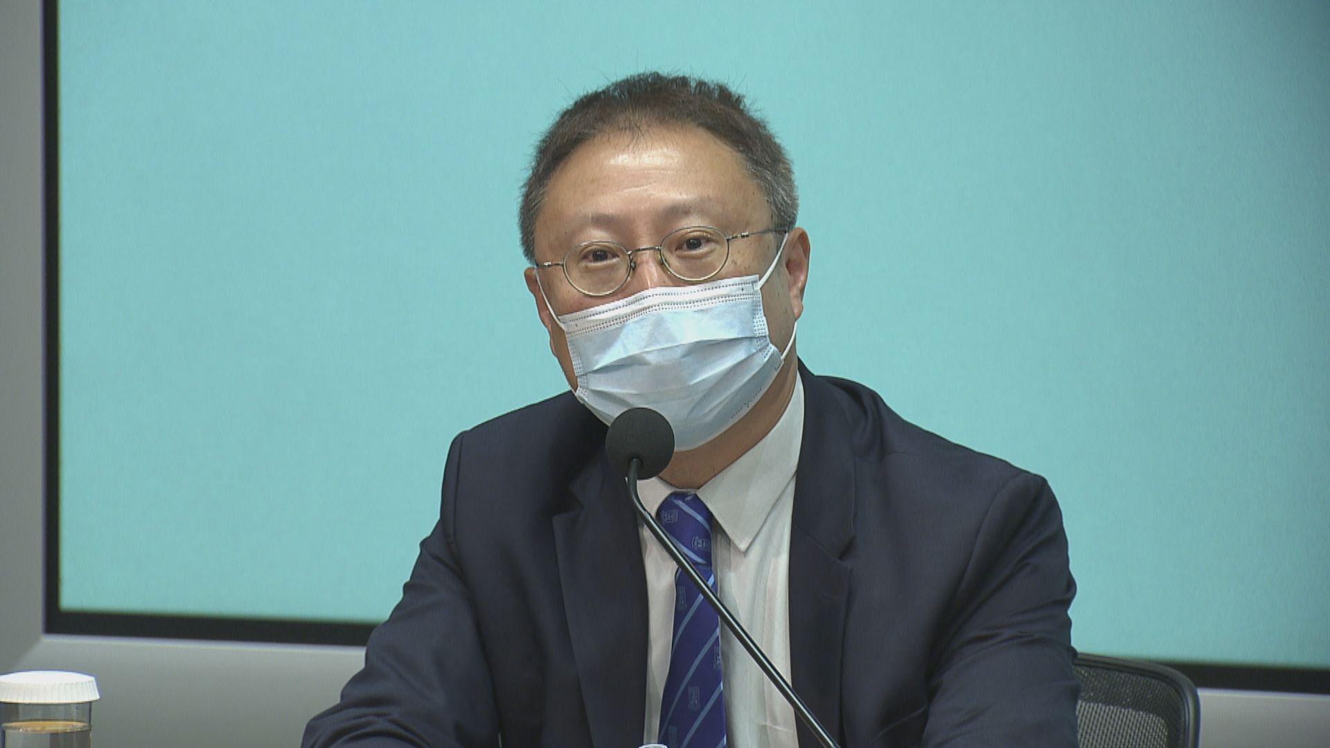 曾浩輝:接種疫苗與死亡聯想是一種錯覺