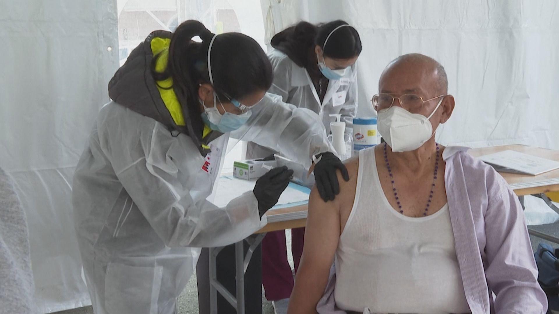 拜登提出七月獨立日紀念日為七成成年人接種疫苗目標