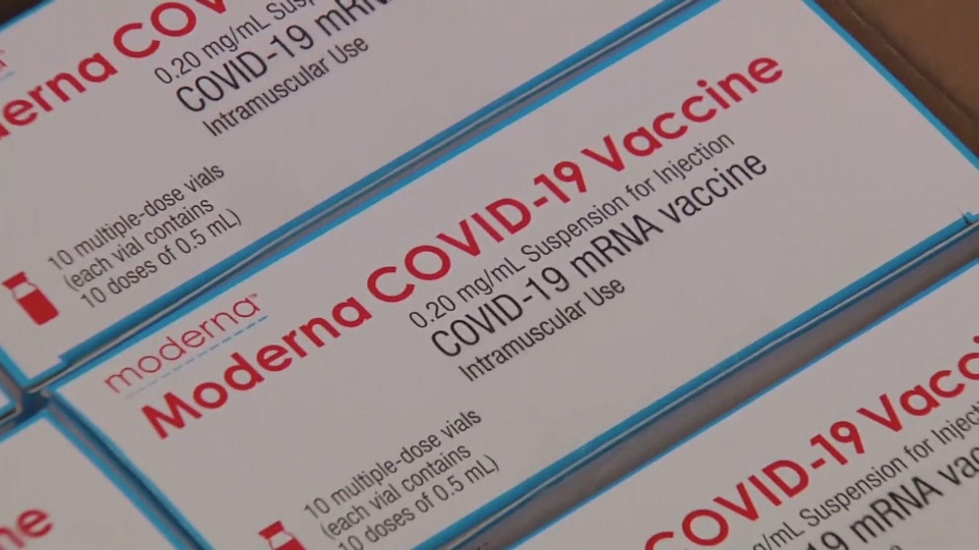 美國公布第二輪5500萬劑新冠疫苗分享計劃詳情