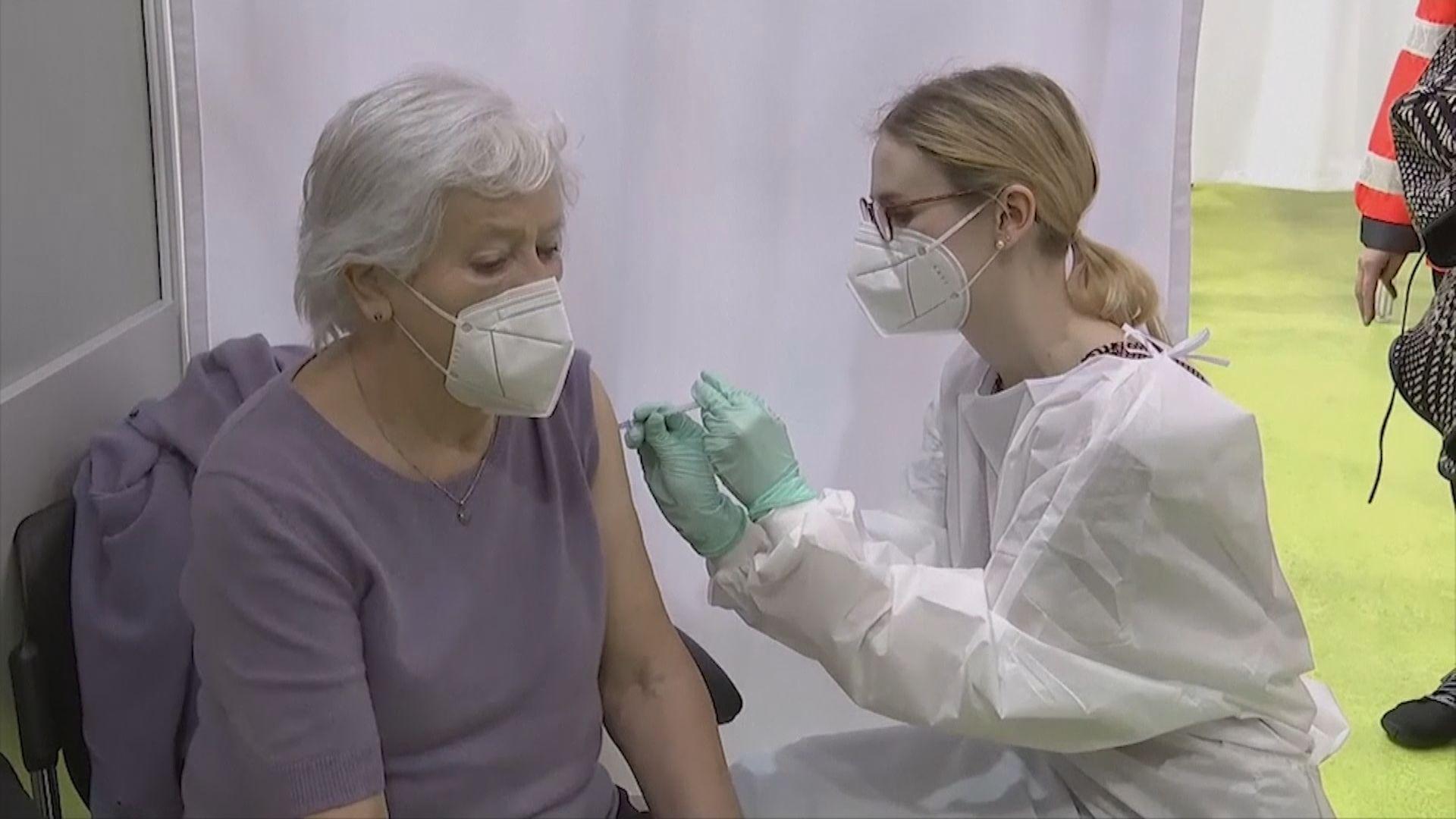 德國7人接種阿斯利康疫苗後出現罕見血栓塞死亡