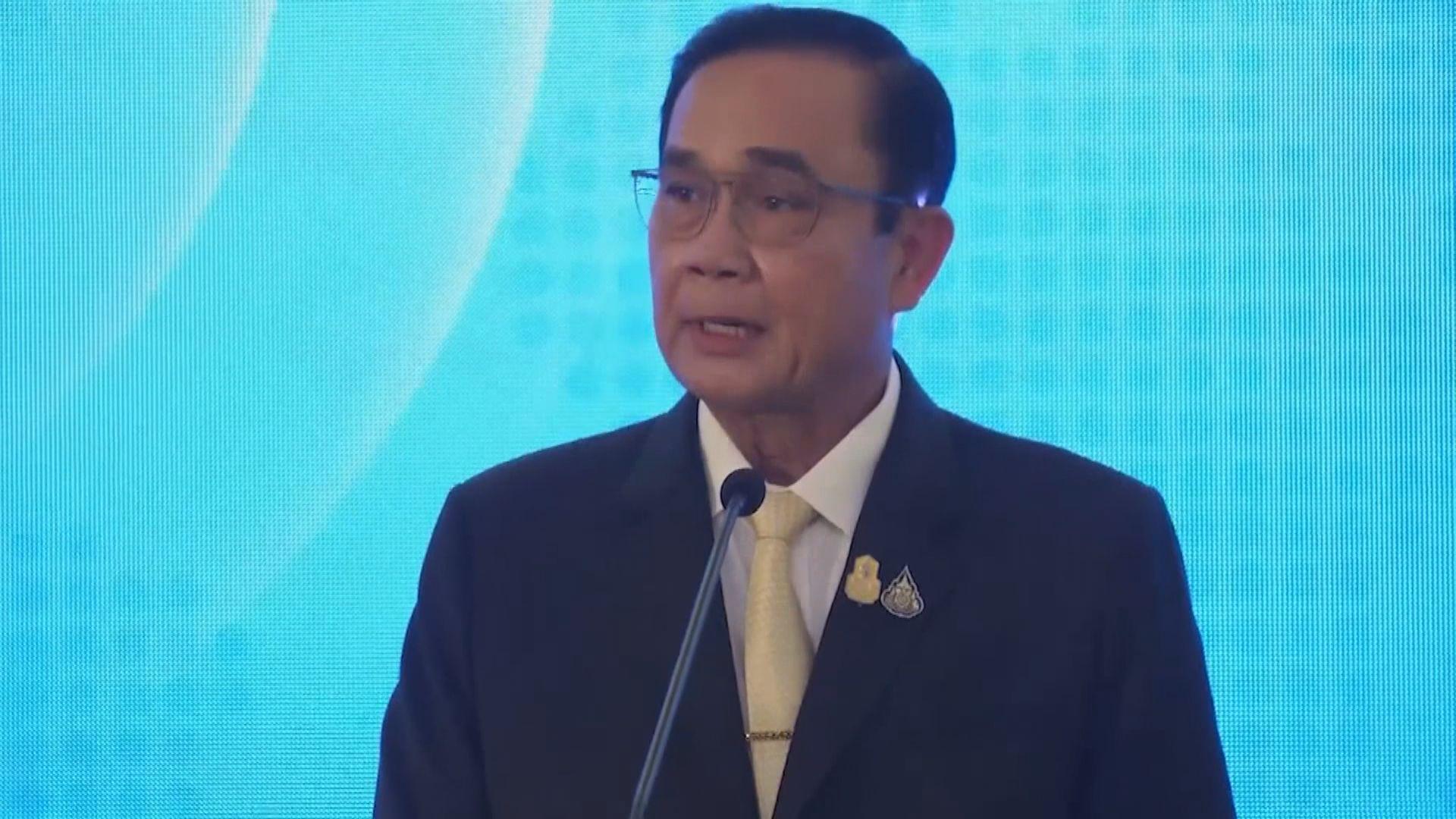 泰國暫停為民眾接種阿斯利康新冠疫苗