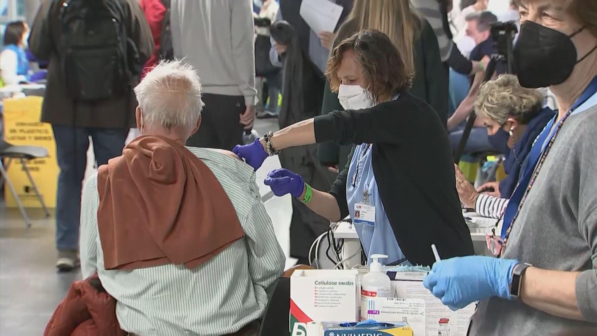 研究指新冠病毒患者出現血栓機會比接種疫苗民眾高