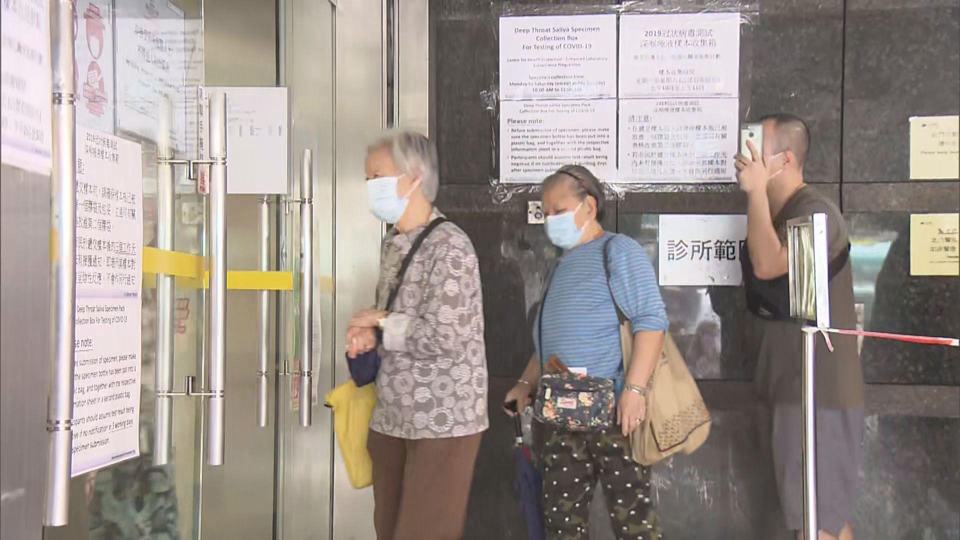 有長者擔心接種流感疫苗後出現副作用 但仍決定打針