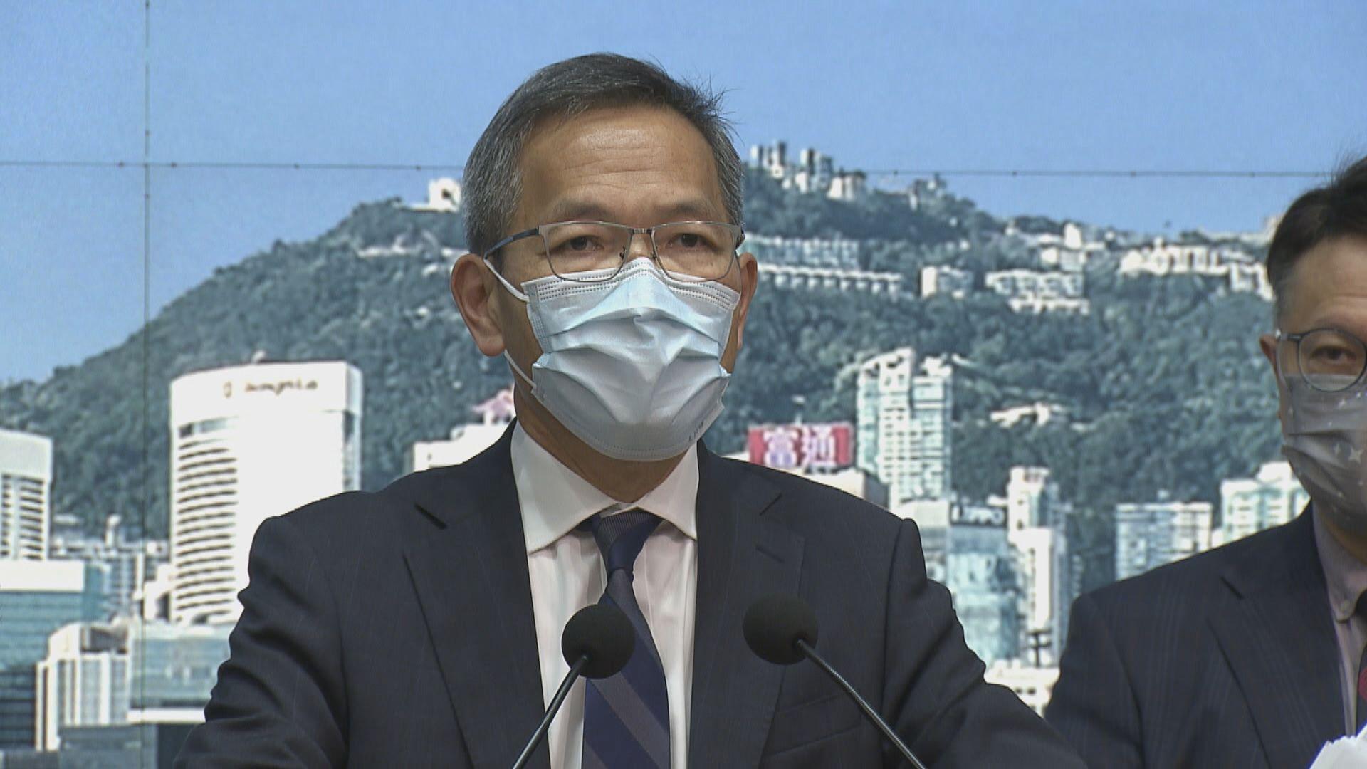 推薦科興疫苗 劉澤星:趁變種病毒未在港出現前盡快接種確保免疫效果