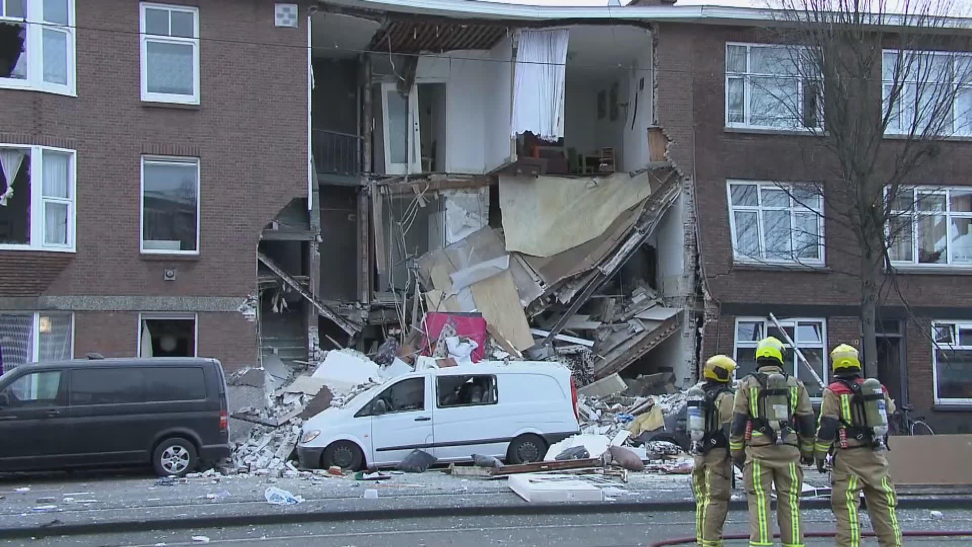 秘魯和荷蘭分別發生建築物倒塌事故
