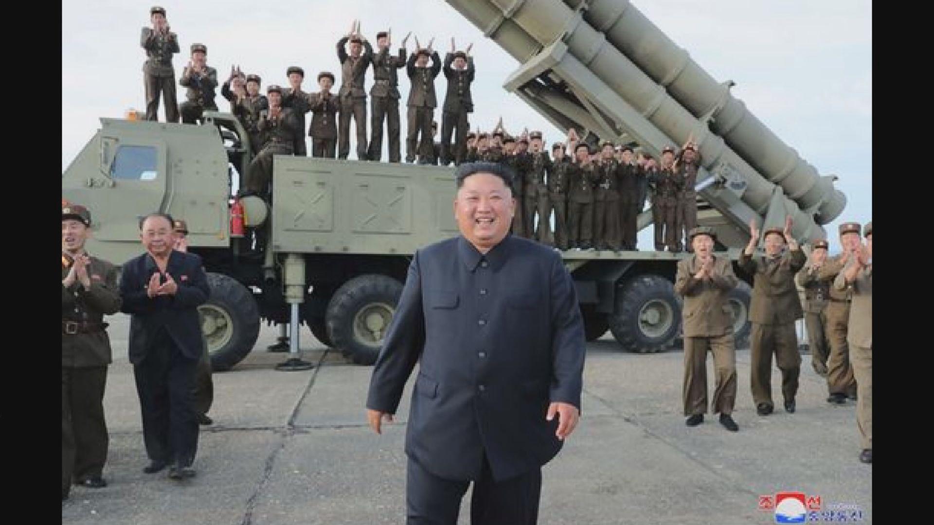 英法德譴責北韓再三試射導彈