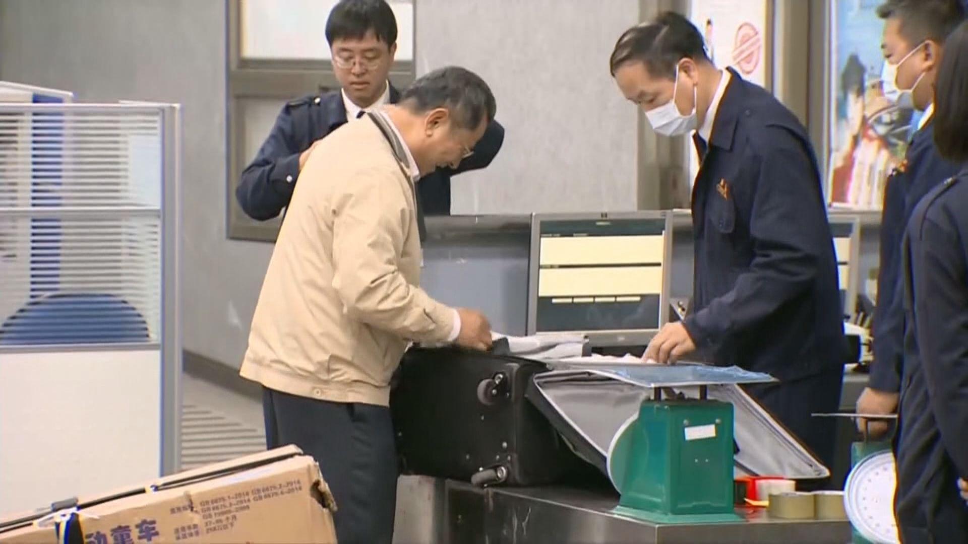 日本禁止旅客攜帶豬肉製品入境至本月底