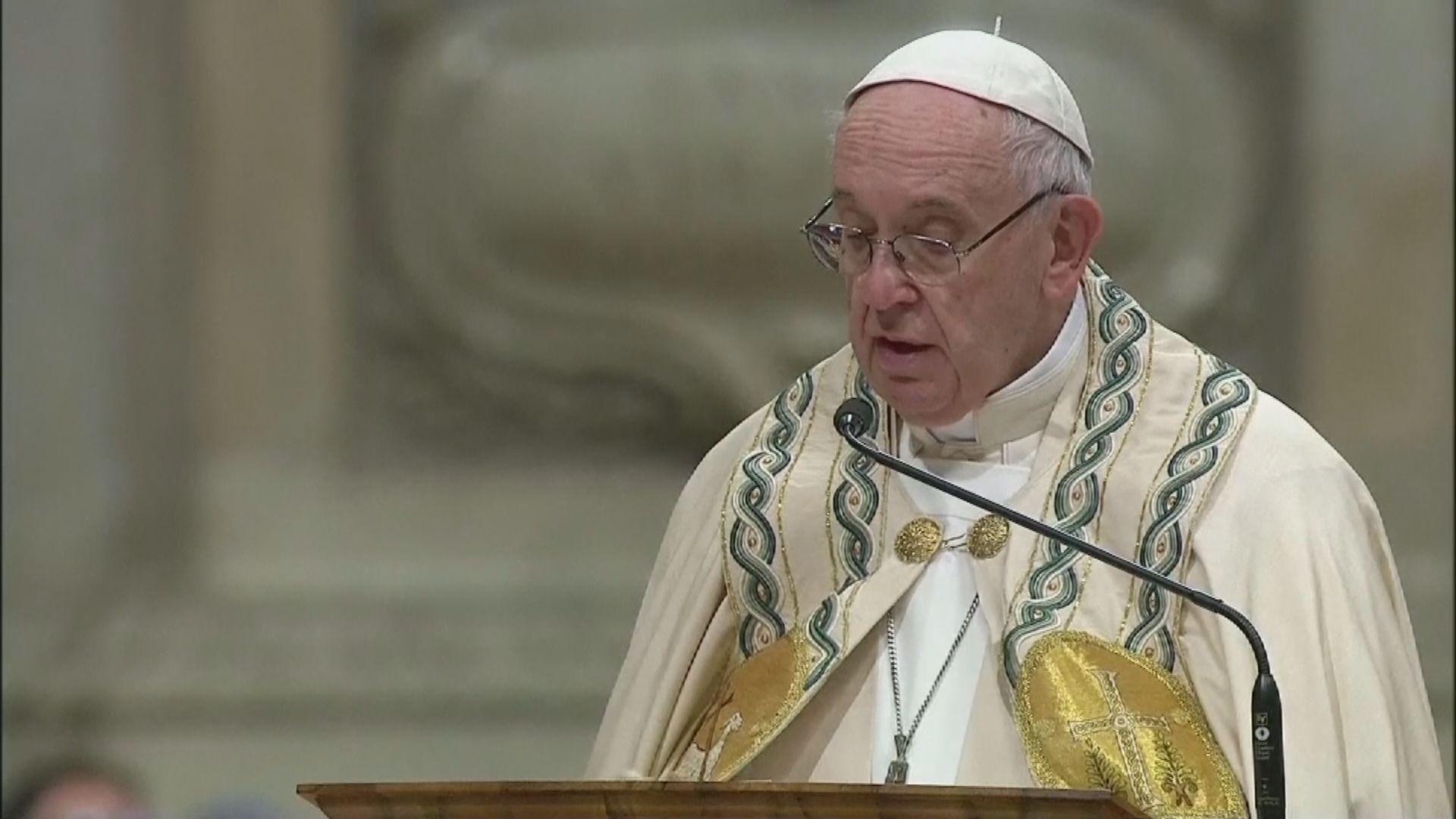 教廷表態反對中國迫信眾加入愛國會