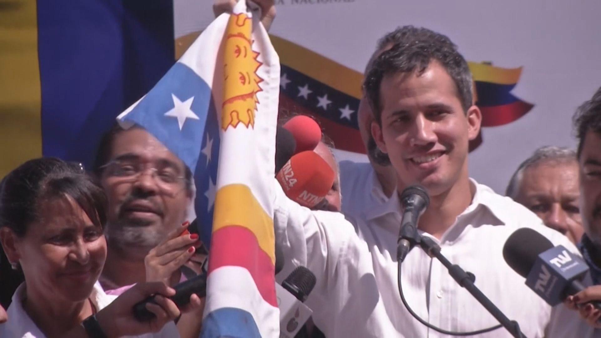 瓜伊多為反對黨派注入年輕活力及凝聚力