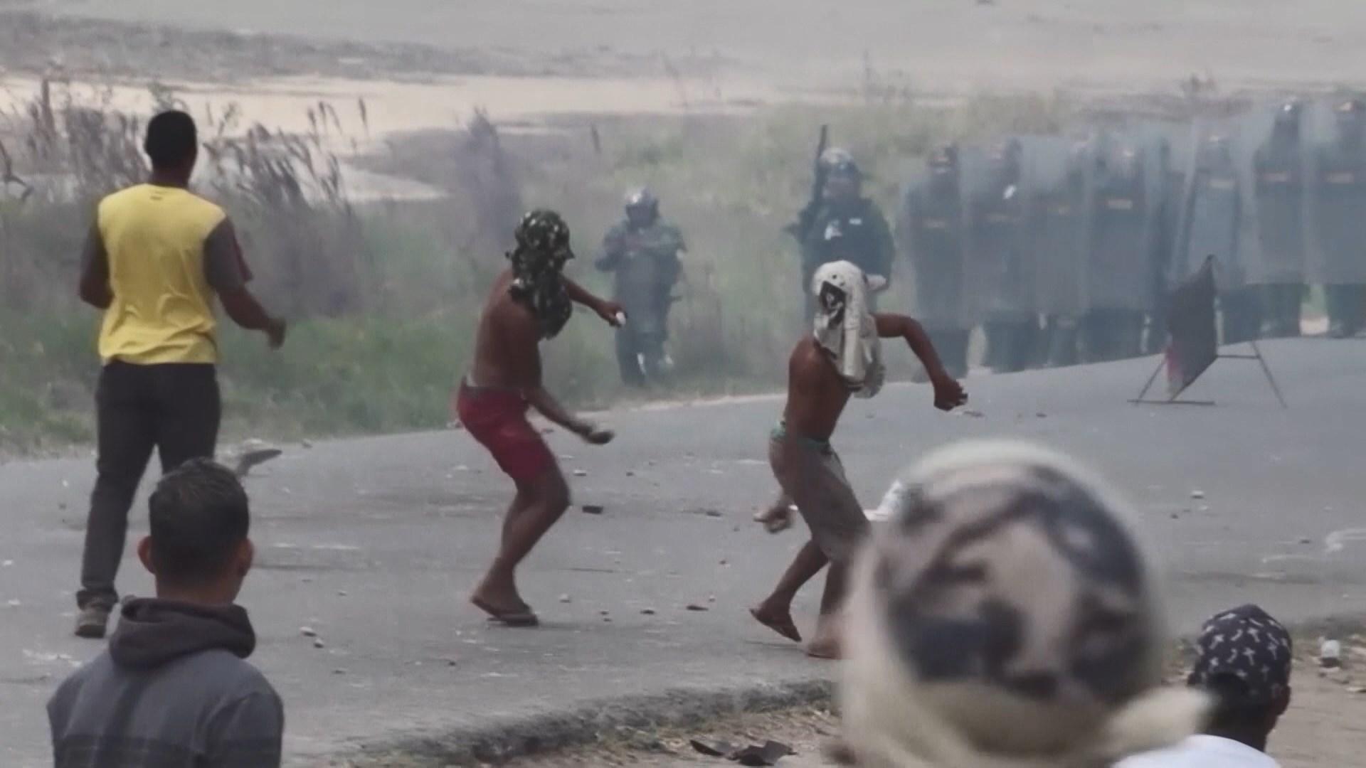 傳美國以軍事選項處理委內瑞拉局勢機會不大