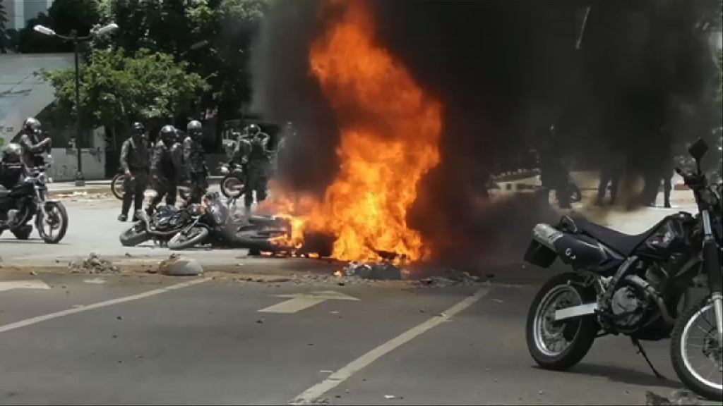 委國制憲大會選舉釀衝突最少10死