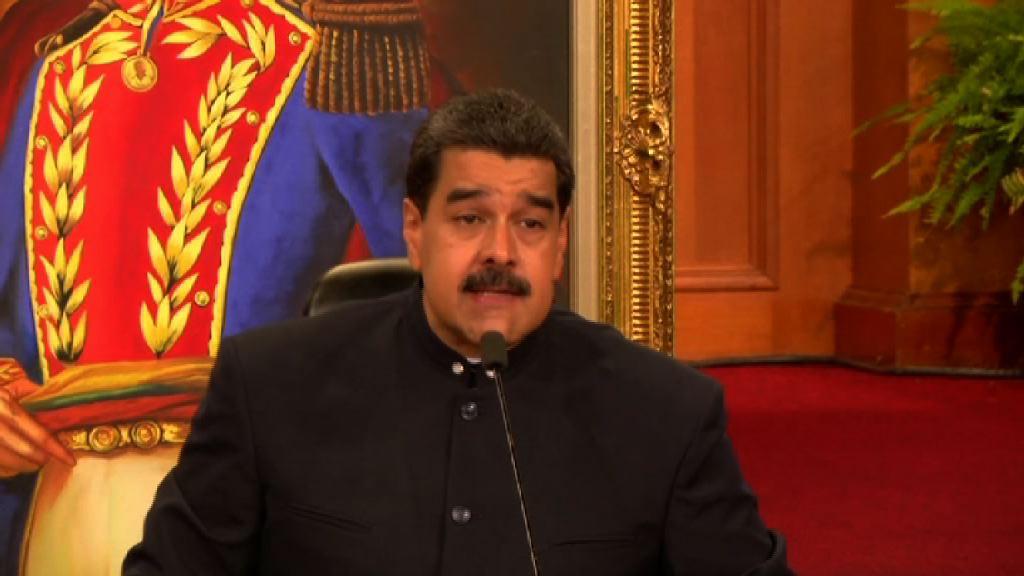 馬杜羅反駁反對派指選舉舞弊