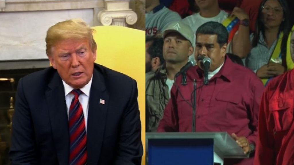 分析:委內瑞拉藉釋放美國人緩和兩國關係