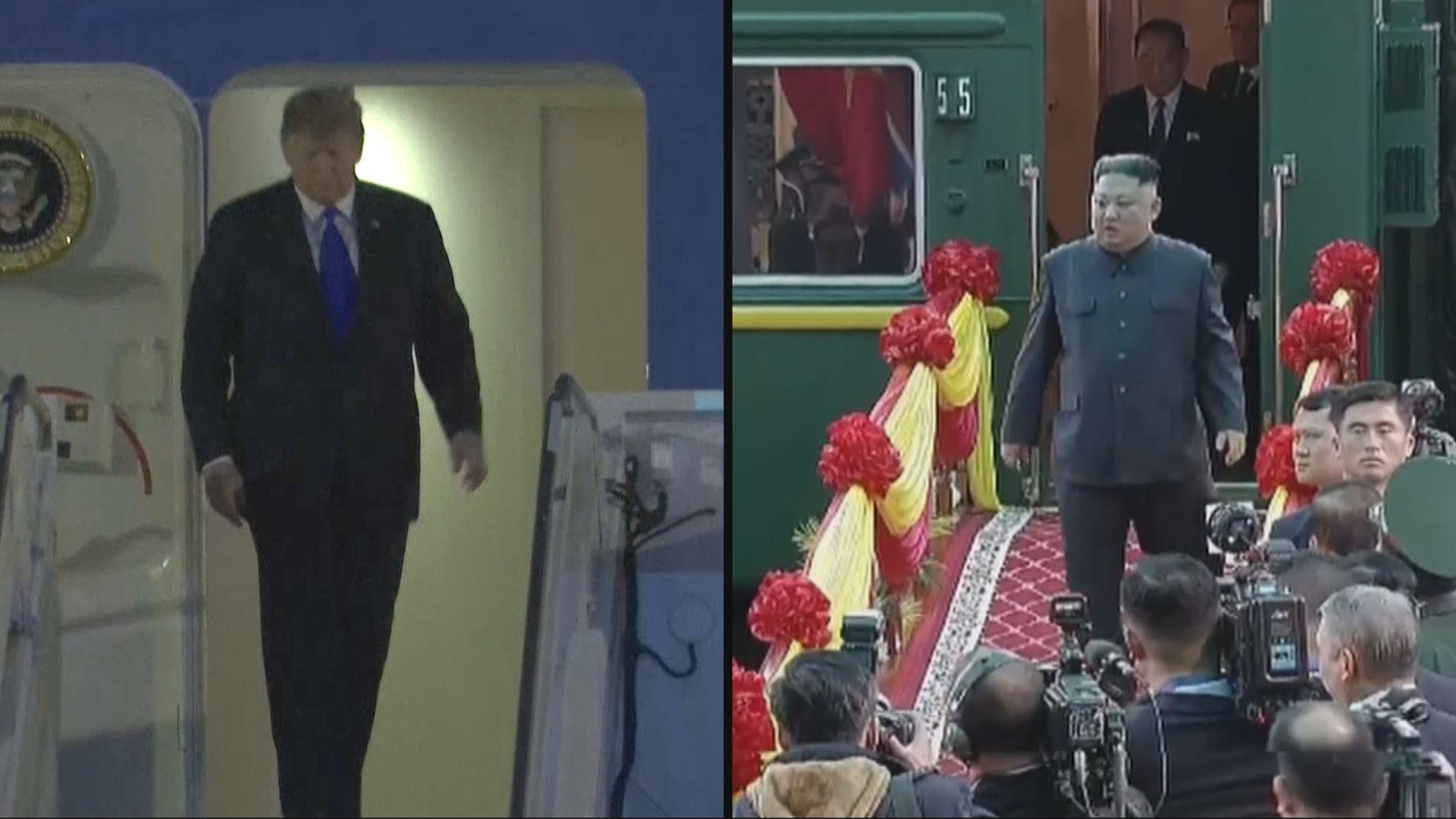 第二次美朝峰會今於越南河內舉行