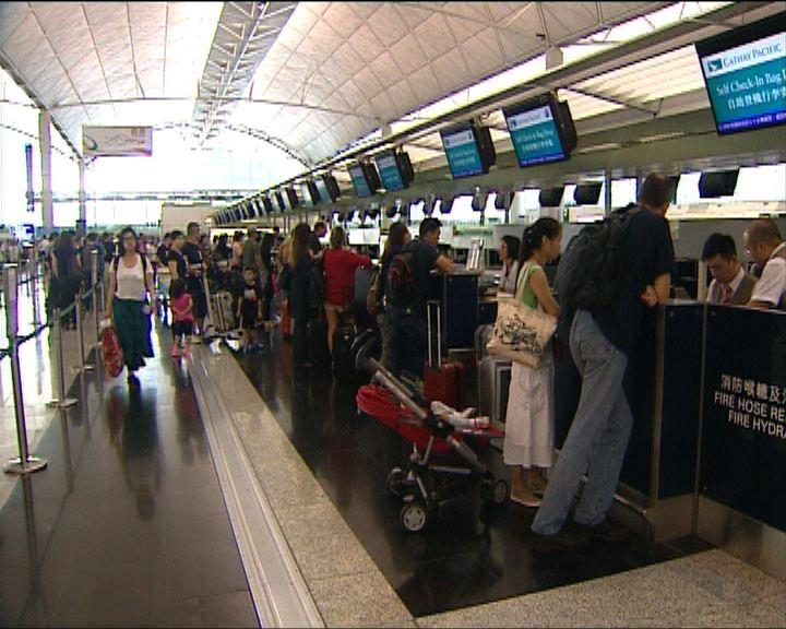旅客無懼黃色旅遊警示如期赴越