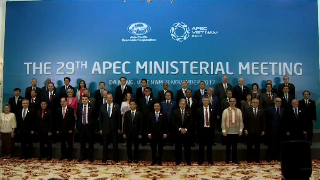 APEC在越南舉行領導人會議