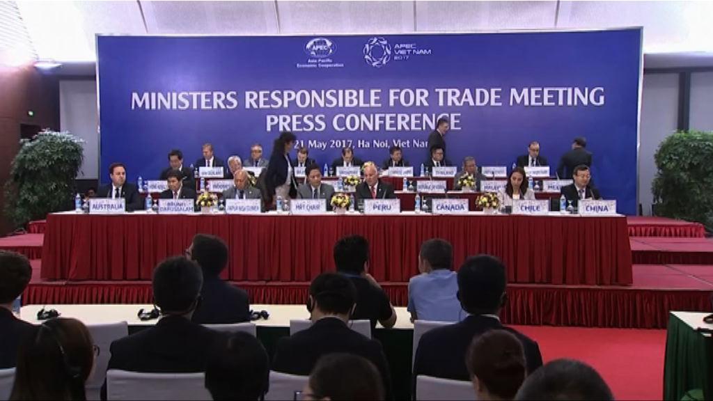 美國貿易代表:不會重返TPP