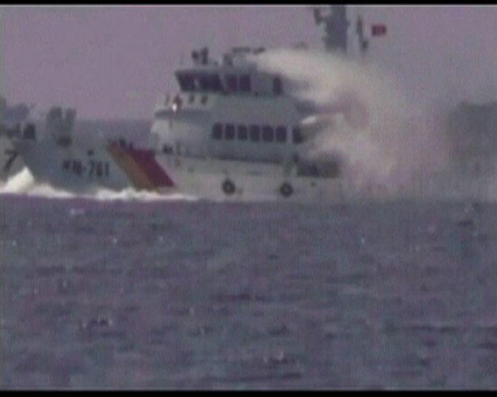 越南否認於西沙部署海軍艦隻