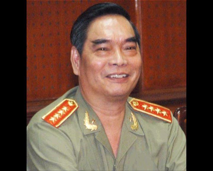 越南派遣特使訪京緩解關係