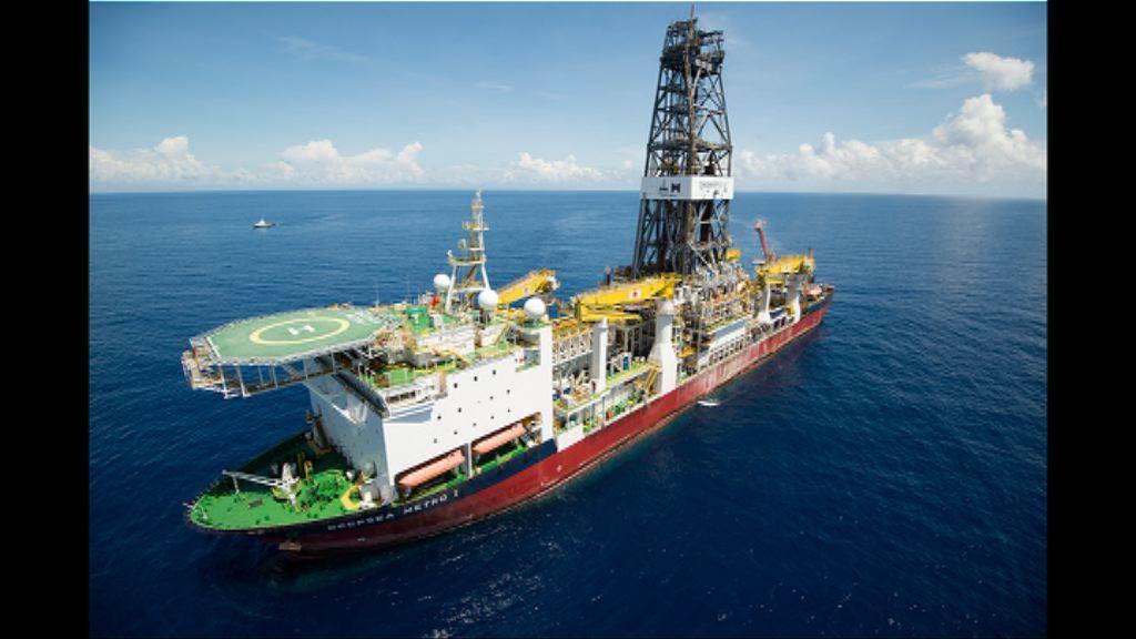 越南南海開採石油 中方未表態