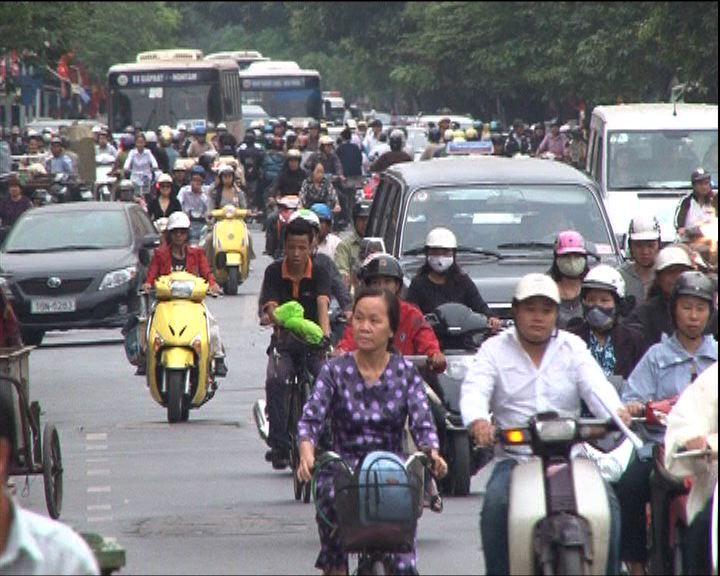 台灣在越南累計投資額排名第4