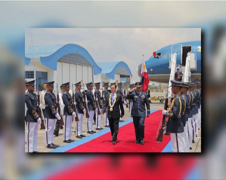 越南總理阮晉勇訪問菲律賓